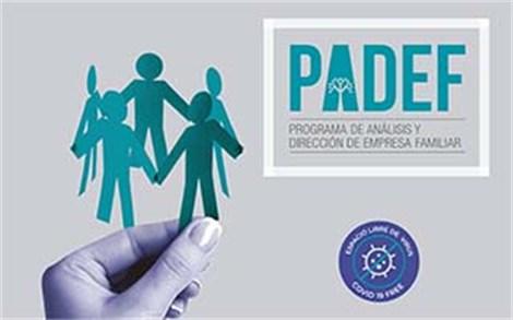 PADEF. Programa de análisis y dirección de empresa familiar