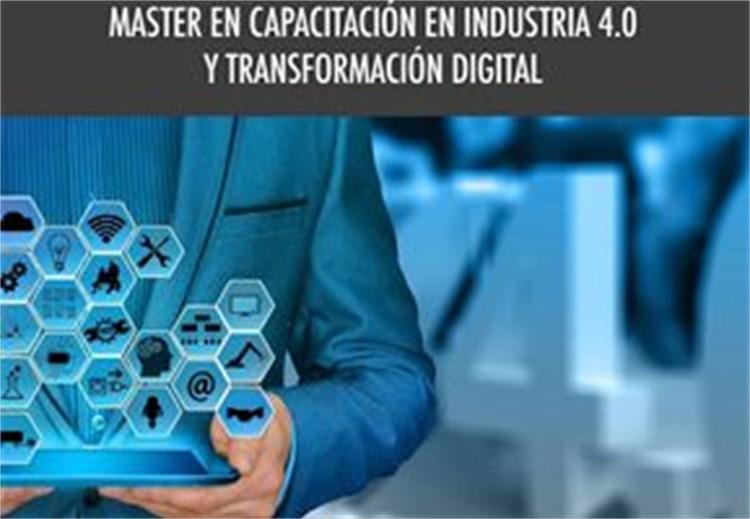 Máster en Capacitación en Industria 4.0 y Transformación Digital
