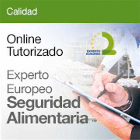 Curso. Experto Europeo en Seguridad Alimentaria. Formación Online AEC