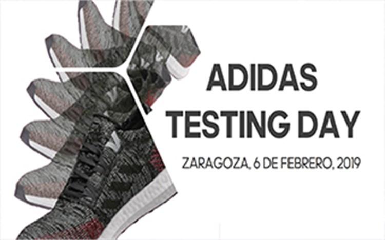 Jornada Adidas Testing Day 2019