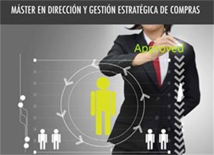 Máster en Dirección y Gestión estratégica de compras