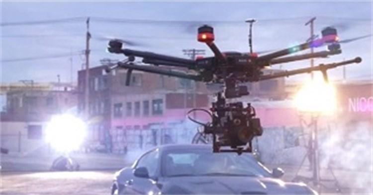 Curso. Lenguaje audiovisual con drones: Narrando desde el aire