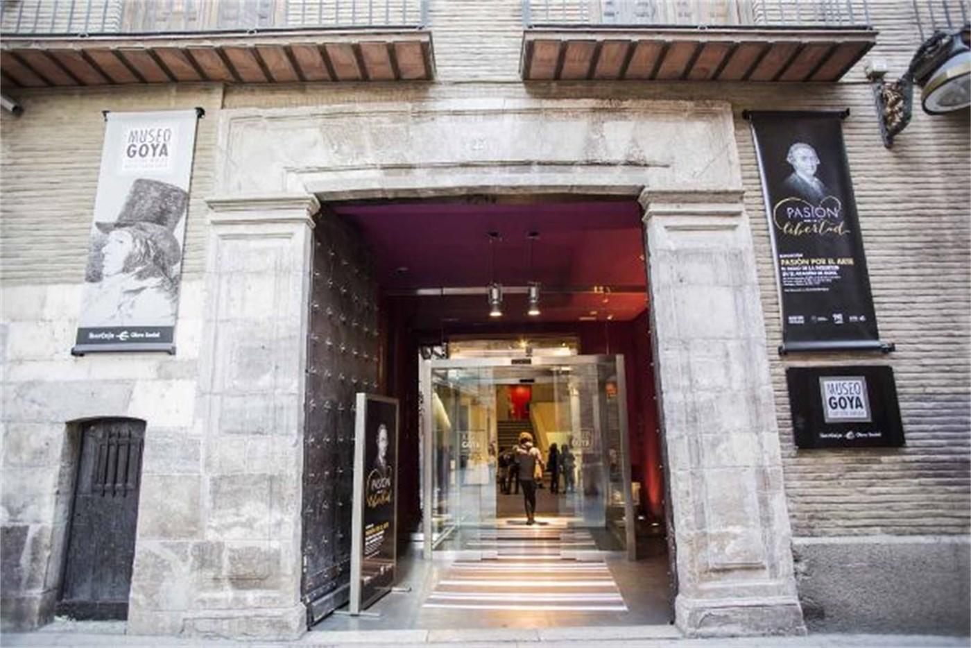 Museo Goya. Colección Ibercaja - Museo Camón Aznar