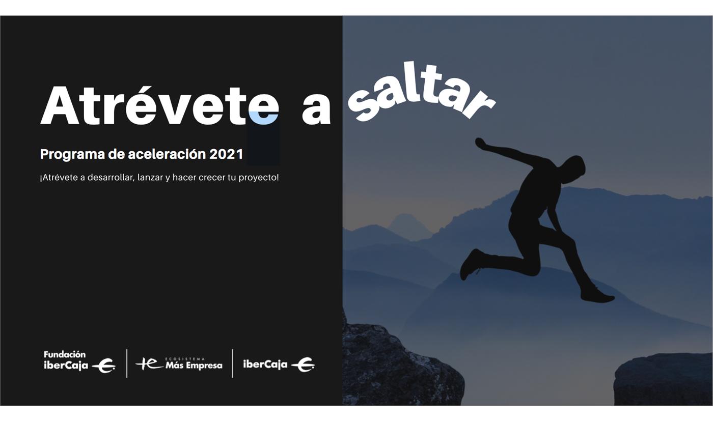 """""""ATRÉVETE A SALTAR"""", el nuevo Programa de MÁS EMPRESA para convertir tu idea en un negocio viable"""