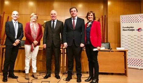 Fundación Ibercaja con los emprendedores de La Rioja