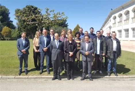 Marta Gastón, consejera del Gobierno de Aragón, ha participado en una mesa redonda en Ibercide con los profesionales que están desarrollando el Advanced Management Program de IE Business School