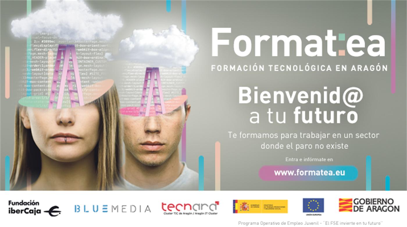 FORMAT:ea. Un proyecto a tres bandas para emplear a jóvenes en el sector digital