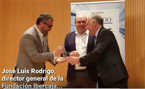 Fundación Ibercaja presente en los Premios Aragón, ecosistema de empresa y futuro