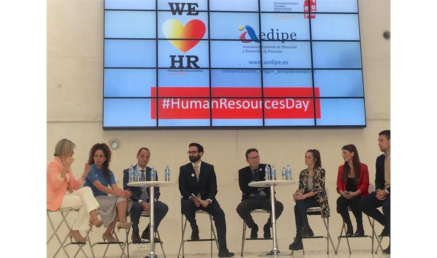 Fundación Ibercaja presente en el International Human Resources Day