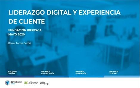 Liderazgo digital y experiencia de cliente. Del modelo ejecutivo al modelo de liderazgo
