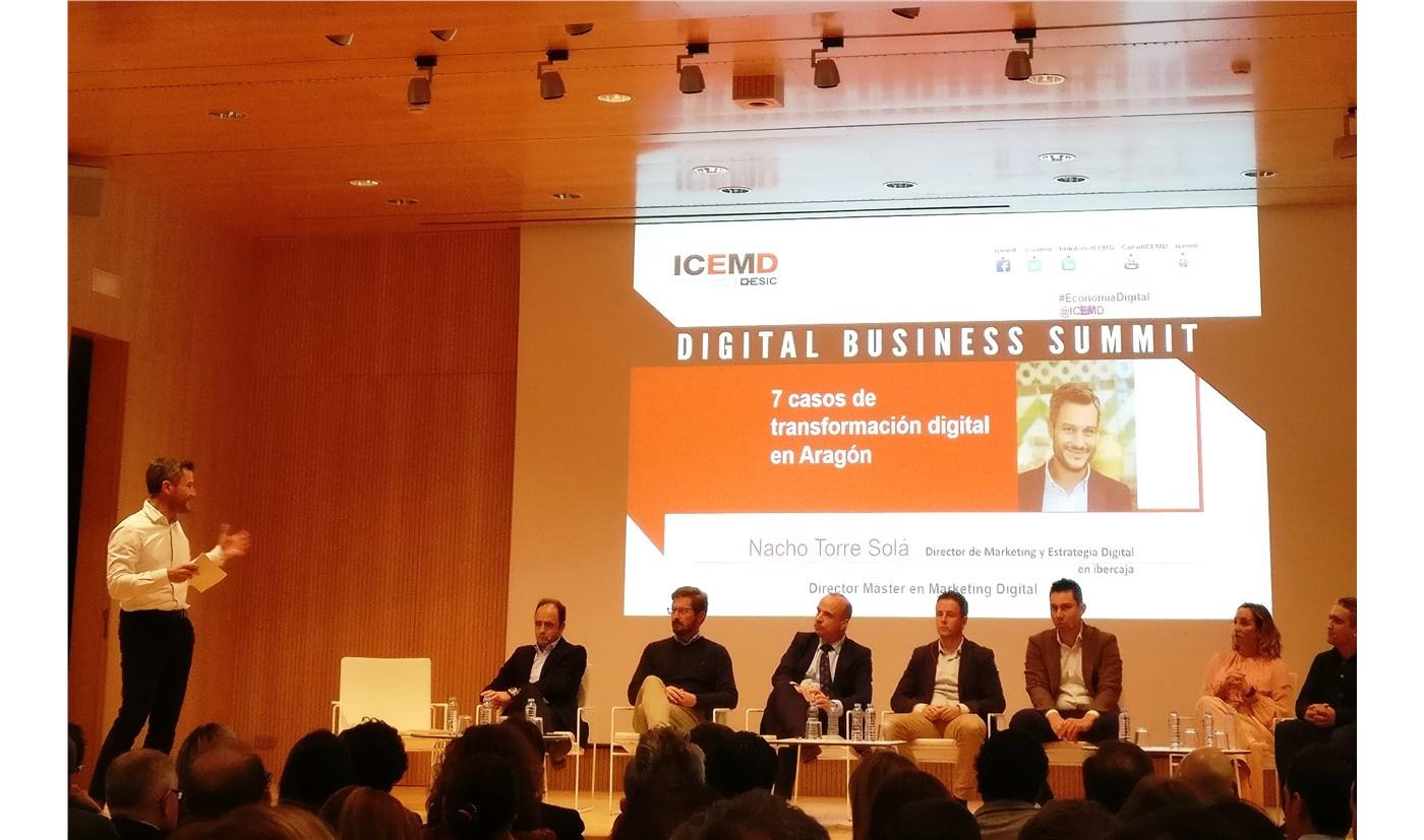 Digital Business Summit de ESIC en Zaragoza