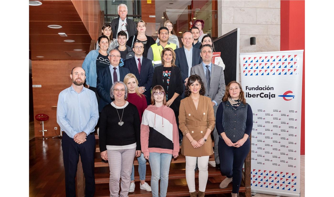 Fundación Ibercaja renueva la colaboración con CEEI Guadalajara para una nueva edición del Programa Emplea-T y Emprende 2020